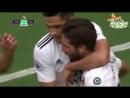 Con aporte de Jiménez Wolves sorprende al United