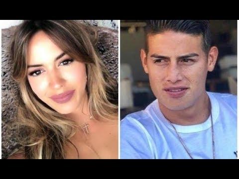 Ünlü Futbolcu James Rodriguez, Manken Shannon De Lima ile Aşk mı Yaşıyor