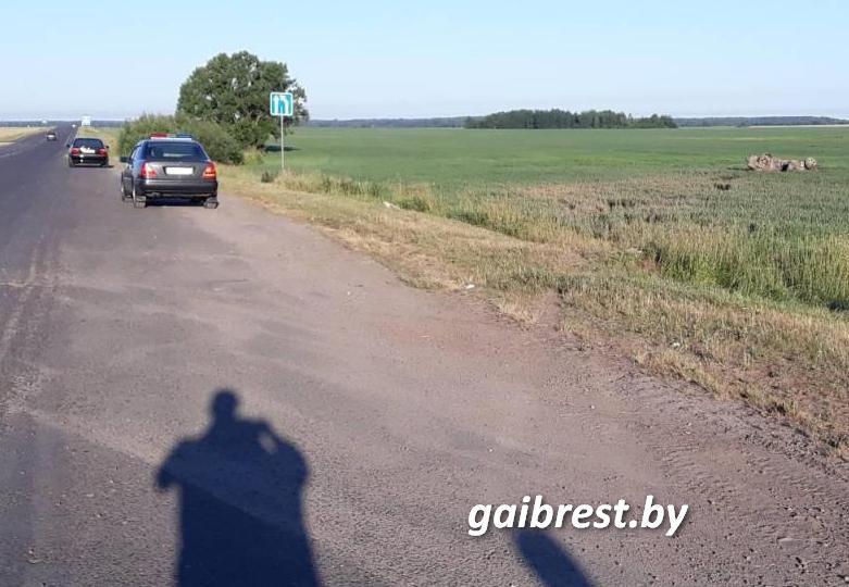 В Березовском районе в ДТП пострадал водитель, получивший права 2 месяца назад