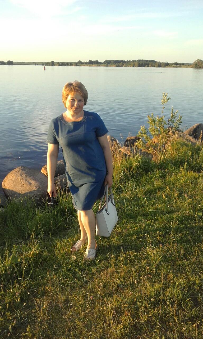 Tatyana, 44, Sheksna