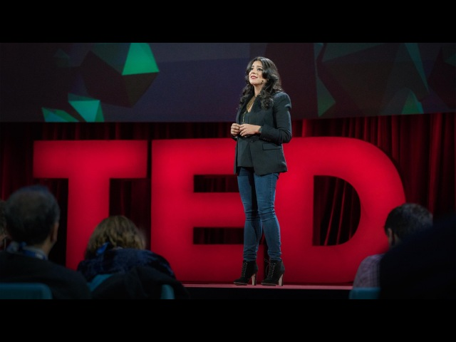 Teach girls bravery not perfection Reshma Saujani