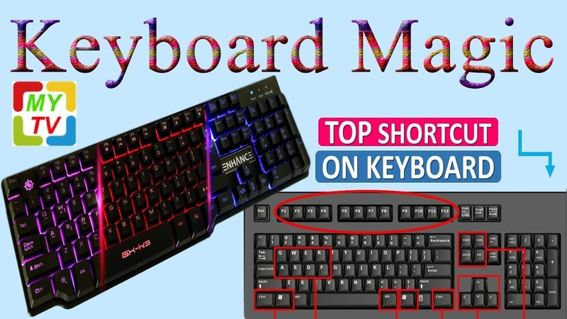 Keyboard ShortCut Master / Functions keyboard Keys