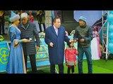 Педофил Назарбаев снова женился