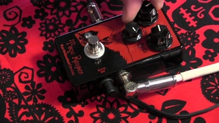 Earthquaker Devices TONE REAPER bender fuzz guitar effects pedal demo