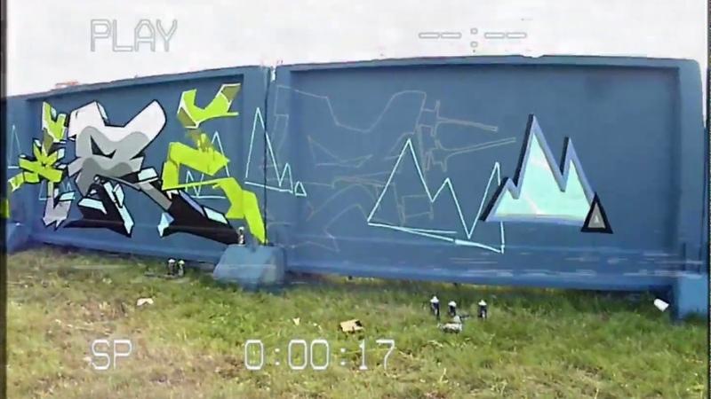 Фестиваль Space Jam Кемерово 2018 x Arton