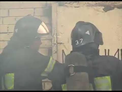 Пожарные срезали дверь а там их ждало нечто