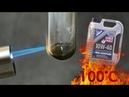 Liqui Moly 10W40 Mos2 Jak czysty jest olej silnikowy Test powyżej 100°C