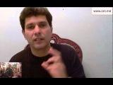 Live Webcast Беседы С Цезарем Теруэлем (Молдова, Кишинев)  (19 Октября, 2013) (Part 1)