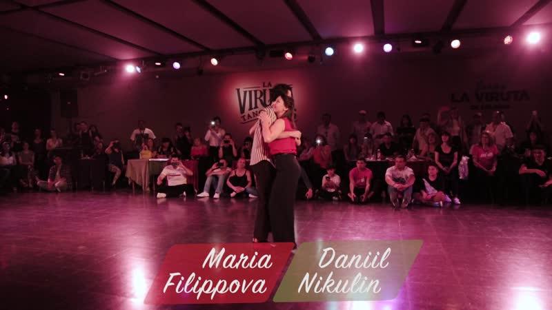 Maria Filippova Daniil Nikulin in Argentina