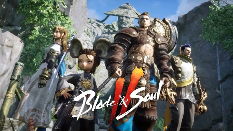 Blade And Soul 2 - Gameplay Video Trailer Showcase 2018 by NCSoft