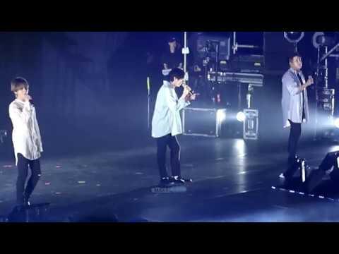 [SS7 MANILA] Super Show 7 in Manila - Super Junior - Stars Appear (Dual Fancam)