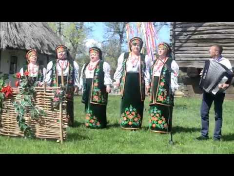 Українське свято фольклору, село Прелесне Весняне намисто 2018