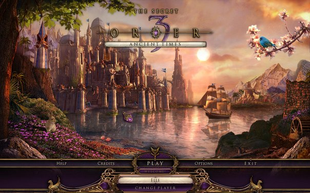 The Secret Order 3: Ancient Times Collector's Edition (2014)