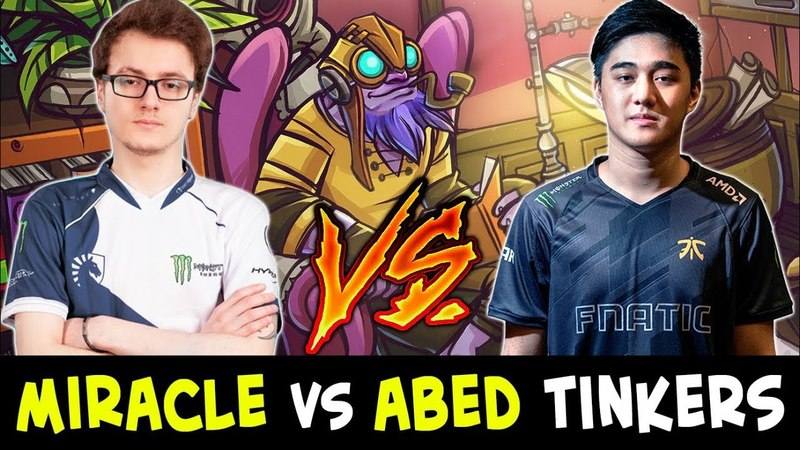 Miracle vs Abed Tinkers — who has faster hands