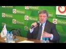 Г.Явлинский: «ЯБЛОКО», СПС и объединение демократических сил