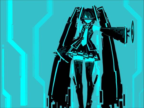 【Hatsune Miku】- Anti-Digitalism (CD-R Version) 【Utsu-P】