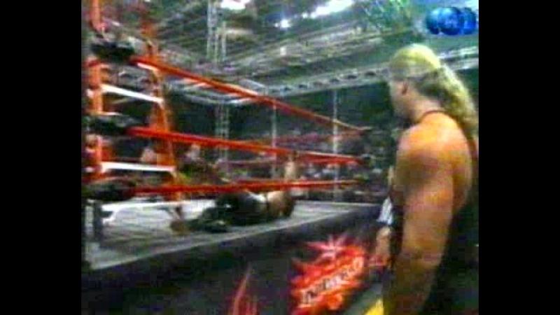 Титаны реслинга WCW Nitro September 04 2000