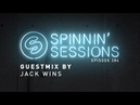 Jack Wins Guestmix Spinnin' Sessions 284