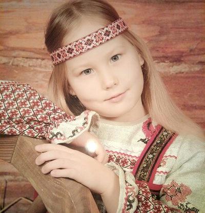 Светочка Васильева-Берёзова