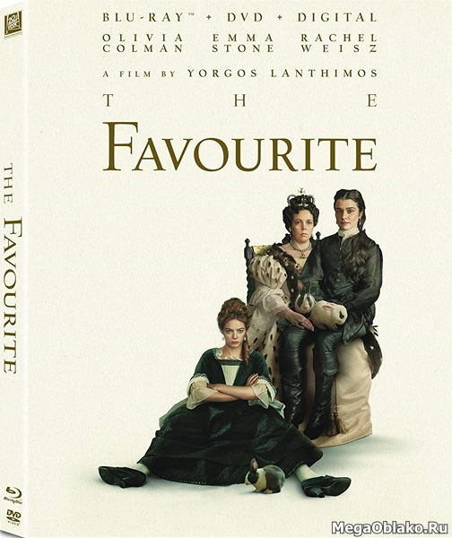 Фаворитка / The Favourite (2018/BDRip/HDRip)