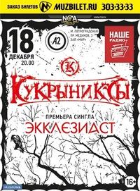 18 декабря - КУКРЫНИКСЫ - Клуб А2
