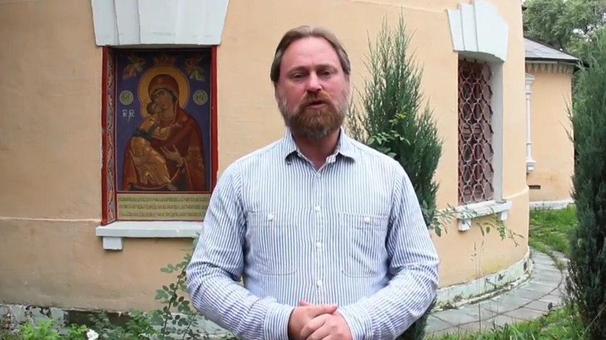 Сергей Чапнин записал видеообращение в защиту историка Юрия Дмитриева
