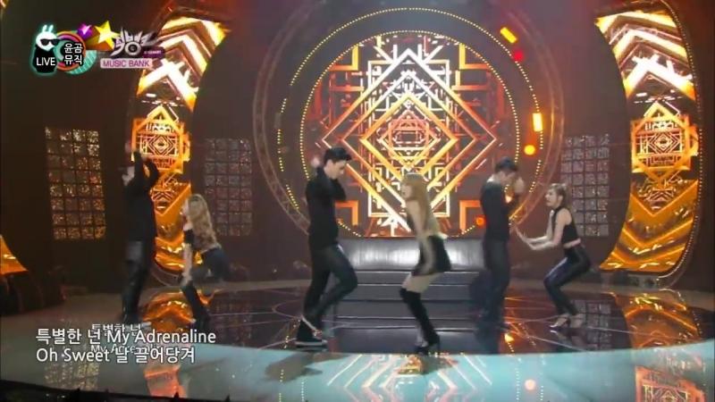 TaeTiSeo (TTS, SNSD) - Adrenaline (stage mix)