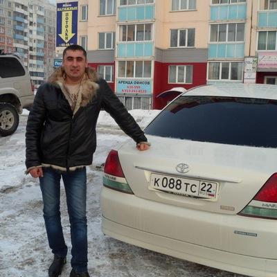 Эльнур Губадов, 29 августа , Барнаул, id196152813