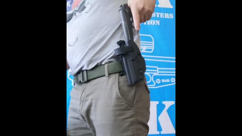 Кобура с предохранительной скобой USA BLADE TECH от 4500р Представитель в Сибири @ ssk zvezda Изготавливаем на заказ индивид