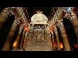 Храмы вырезанные в скалах - Аджанта - Индия (из цикла