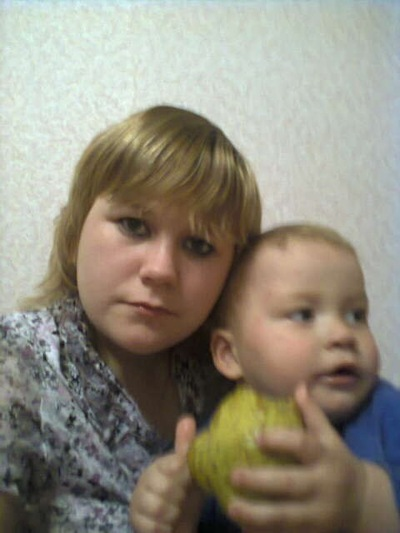 Виктория Блохна, 27 апреля 1991, Екатеринбург, id213317130