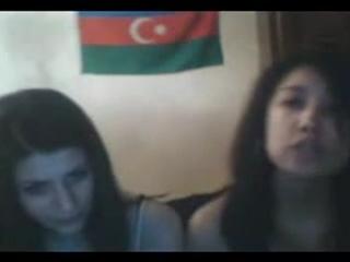 azeri devki - prikol tupie urodki