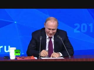 «Как порядочный человек, когда-то должен буду это сделать»_ Путин ответил на вопрос про свадьбу