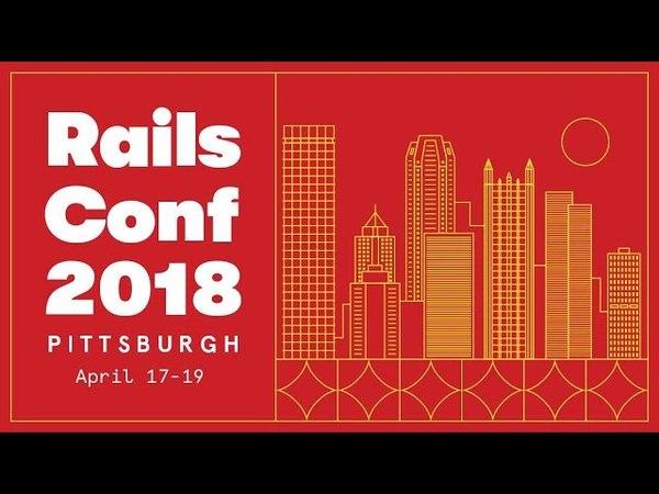 RailsConf Day 1