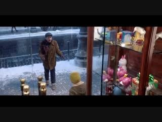 Добрый новогодний ролик про отца и сына