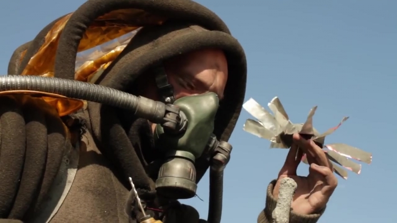 Постапокалиптическая фантастика, короткометражка: Второе дыхание