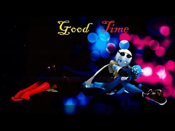 [Error,Ink] Good Time [MMD X UT X AU]