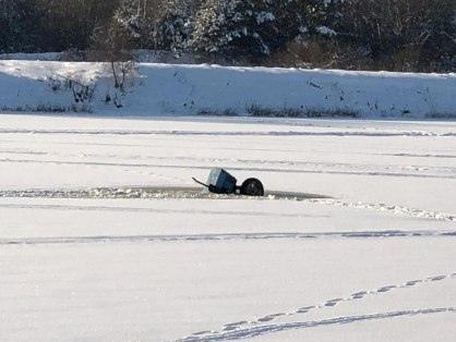 Трое мужиков в Тверской области решили порыбачить, взяли тра