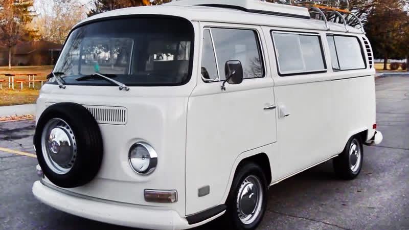 Автомобиль Volkswagen Transporter Campmobile, 1971 года
