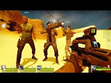 Left 4 Dead 2 - The Undead Zone: Starship Troopers Edition Custom Campaign Gameplay Walkthrough