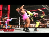 The Dudley Boyz and The Usos vs The New Day and Mark Henry (08.02.16)