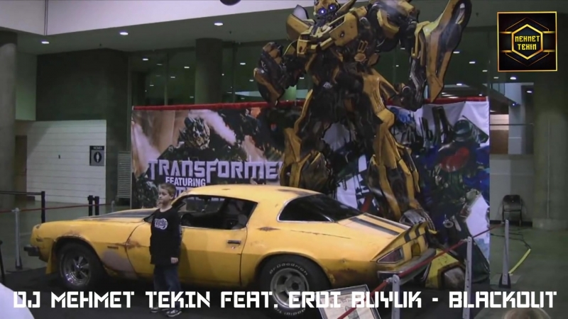 Dj Mehmet Tekin Feat. Erdi Büyük - Blackout (Original Mix) (vk.com/vidchelny)