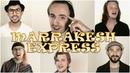 Accent - Marrakesh Express (Crosby, Stills Nash Cover)