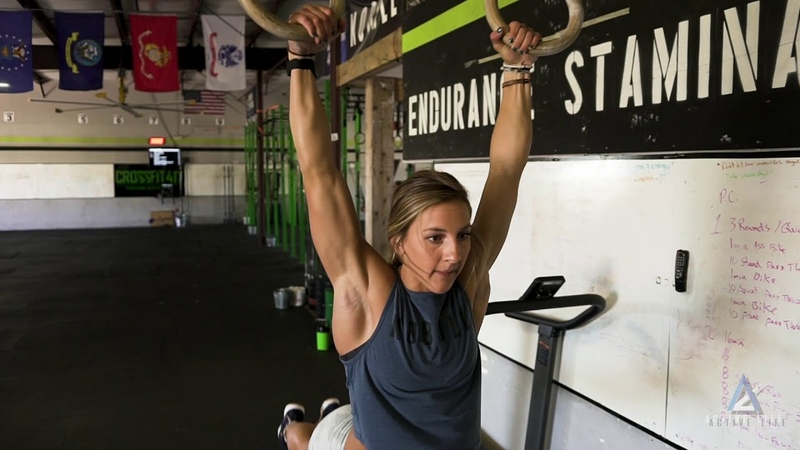 Muscle-Up Workout Warmup - PCS 20181002 with Baylee Rayl