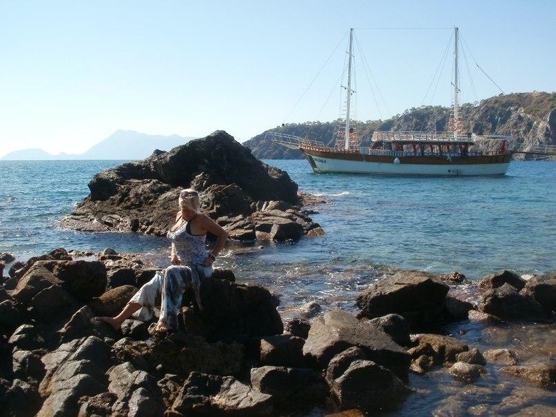 Мои путешествия. Елена Руденко. Остров Фасалис. 2011 г. KX3MSFbUaEE