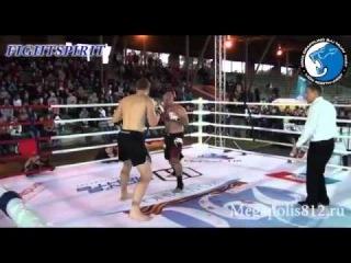 Поединок с нокаутом - Боевое Самбо против Муай Тай