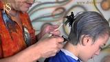 I want a fresh hairstyle and grey haircolor! Kiki by TKS