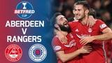 Aberdeen 1-0 Rangers Ferguson's late header books Aberdeen a place in the final Betfred Cup