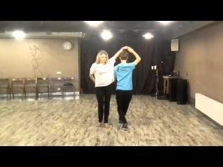 Видео урок ODS по хастлу для начинающих - веревочка