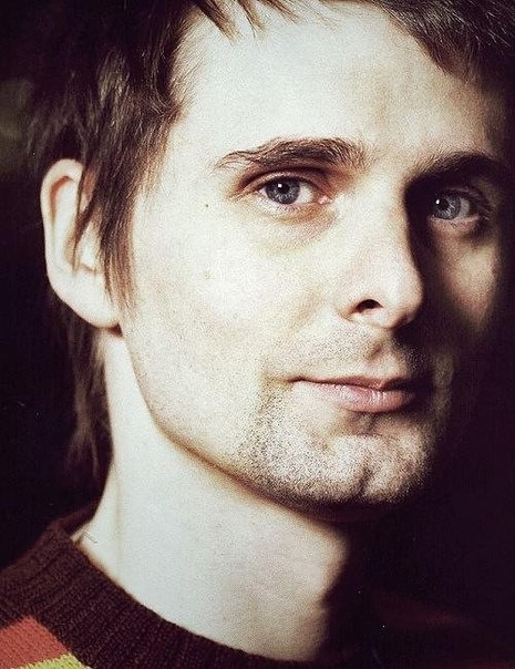 Matthew bellamy updated his profile picture